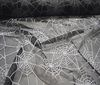 black~white Spider Mesh Spiderman Net Fabric  Spiderwebs